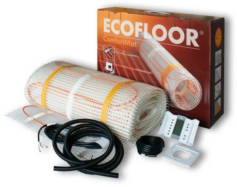 b68141ced2f Ecofloor põrandaküttemati komplekt termostaadiga - Tevo Ehituskaup