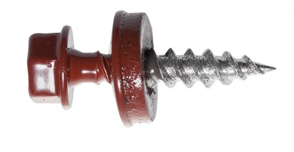 Katusekruvi RR29 punane