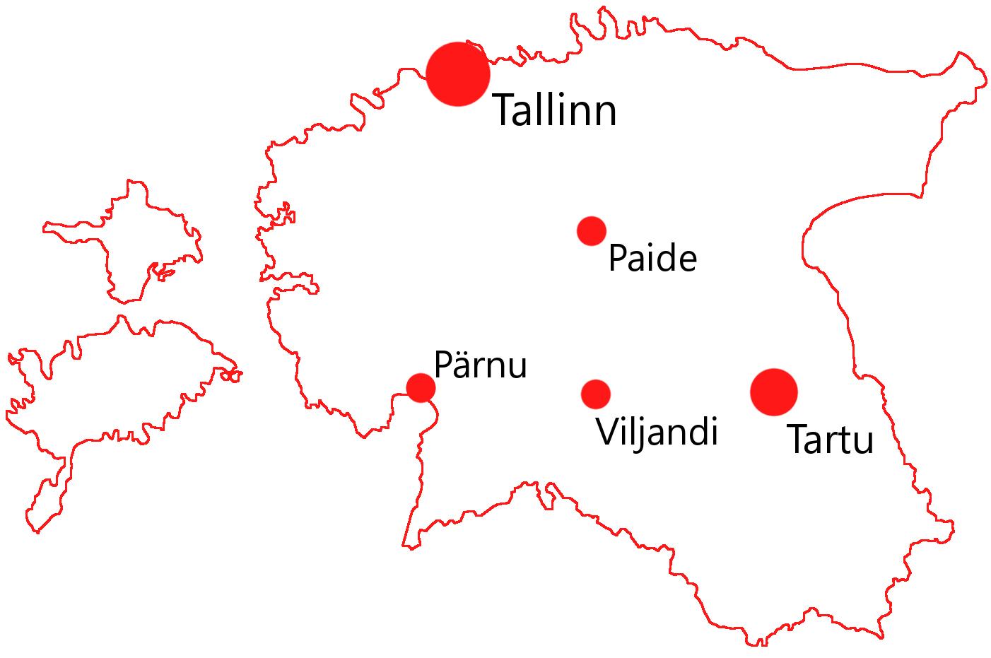 tevo_transport_kaart